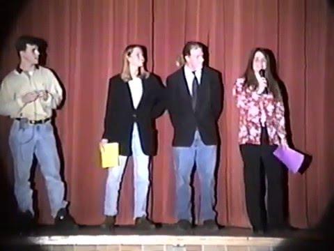 Westside High School 1995 Talent Show