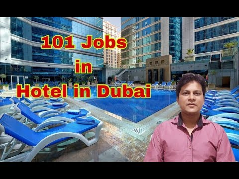 101 Jobs in Hotel in Dubai