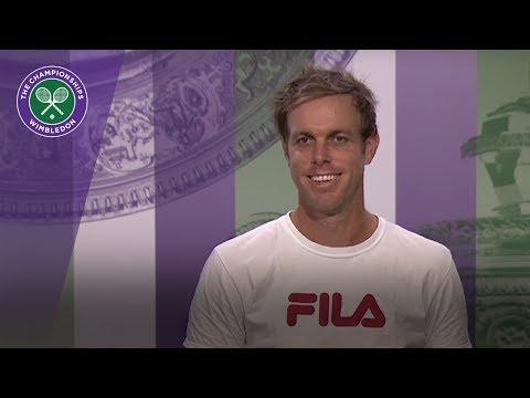 Sam Querrey Wimbledon 2017 semi-final press conference