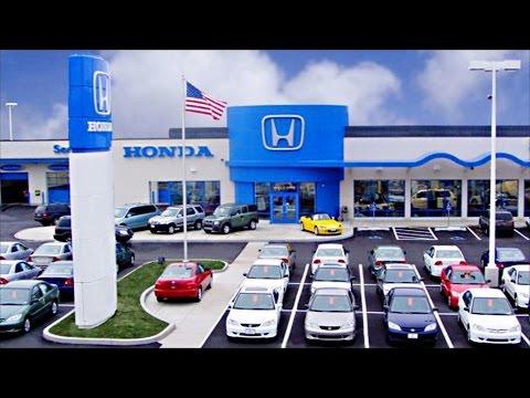 Официальный Сервис Центр и Салон HONDA США Америка 2017