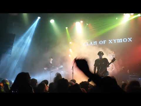 Clan Of Xymox -in Love We Trust  Chile 2019