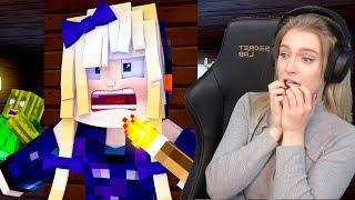 FLO ERSCHRECKT mich ALS GEIST?! - Minecraft ALLTAG
