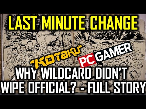 ARK SURVIVAL EVOLVED OFFICIAL WIPE! WHY WILDCARD DIDNT! FULL STORY