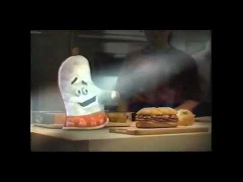 Arby's Oven Mitt Commercial
