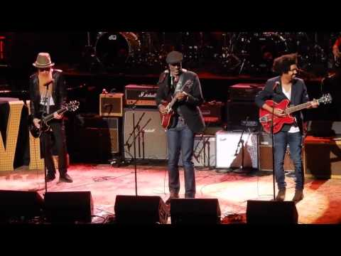 Thrill Is Gone Billy Gibbons, Keb Mo & Tash Neal Beacon Theater NYC 3/9/2017