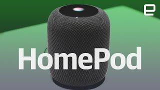 Apple HomePod First Look