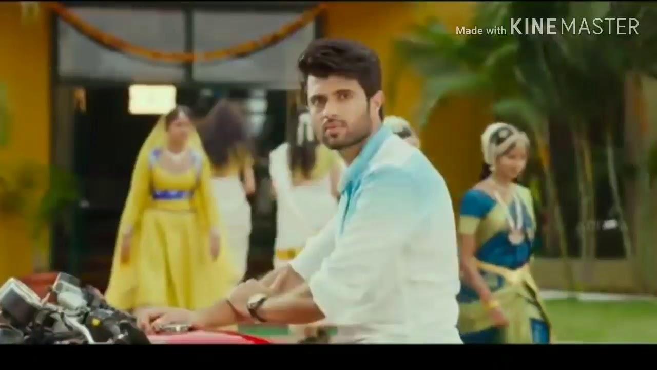 Hindi romantics song 2019 || geetha govindam || Vijay deverkonda , Rashmika mandanna || Love story