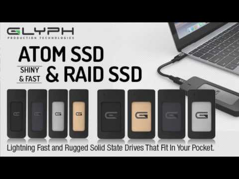 Review of the Atom SSD by Glyph
