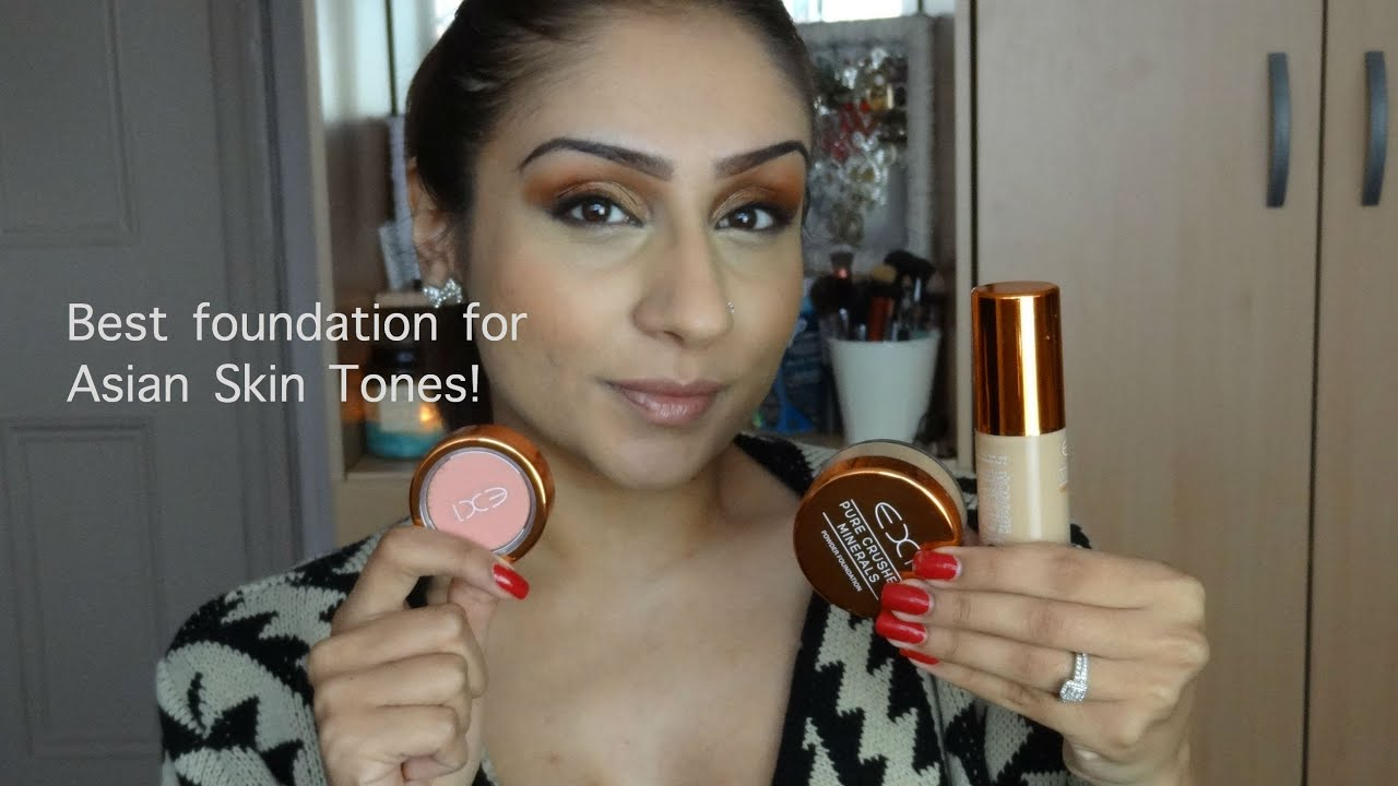 asian best best color foundation skin