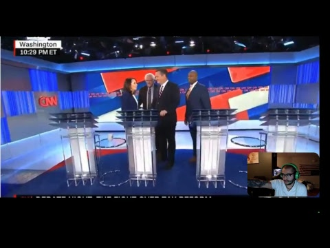 Sanders vs Cruz - GOP Tax Plan Debate