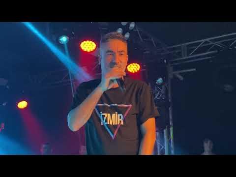 Sagopa Kajmer 2019 İzmir Ooze Venue Konseri