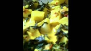 Astrological Gourmet Soirée: Saag Paneer