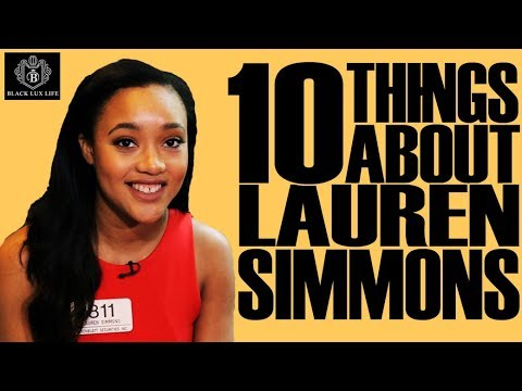 Black Excellist: Lauren Simmons the NYSE Stock Broker - 10 Things You Didn't Know