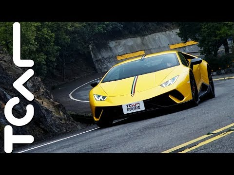 【直播】Lamborghini Huracan Performante 德哥試駕 -TCar