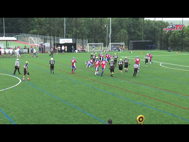 2019 - Sussex Thunder vs Solent Thrashers - Highlights