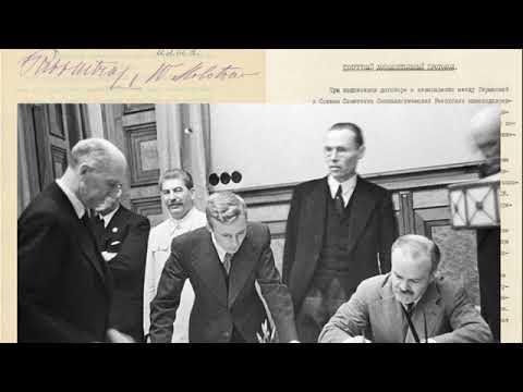 Коротко и ёмко о Договоре  между Германией и СССР
