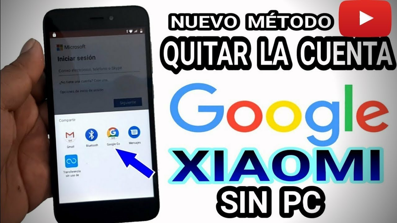 Eliminar Cuenta de Google Xiaomi note 9/Note 10   Android 10 Y 11