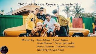 Cnco Ft. Prince Royce Llegaste T.mp3