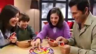 UNO Spin žaidimas iš www.suraskdovana.lt