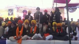 12 FEB 2014 | Sant Jarnail Singh Bhindranwalian Da Janam Divas Fatehgarh Sahib | SADA (MANN) 1.