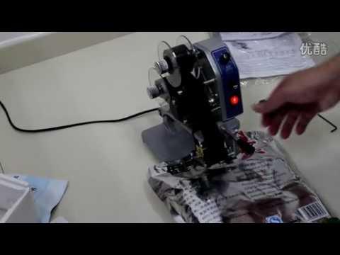 Manual coding machine hand manufacture expiry date printing coder printer equipment