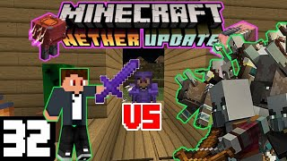 Minecraft 1.16 Hardcore #32ចេះឈ្នះដែរ....!