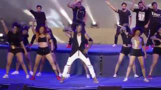 Melvin Louis @ YouTube FanFest India 2017