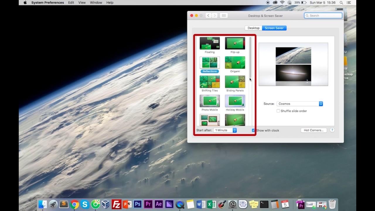 Fliqlo Flip Clock Screensaver for Windows & Mac ...