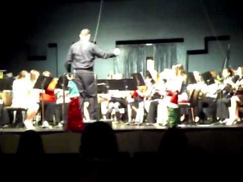 Batesville High School Band: Sleigh Ride
