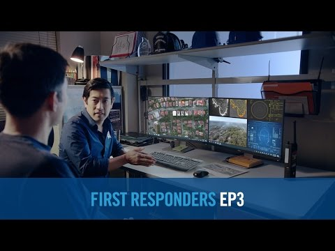 Project First Responders – Drones to the Rescue!