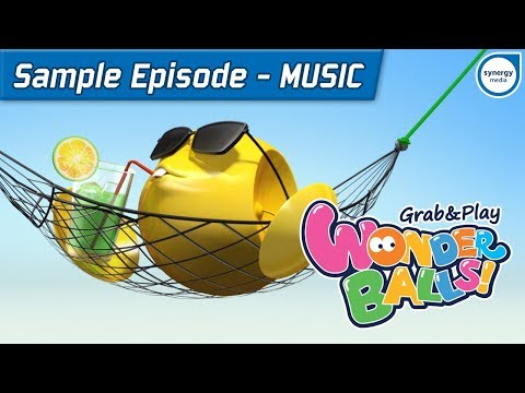 WonderBalls! - Sample Music Episode