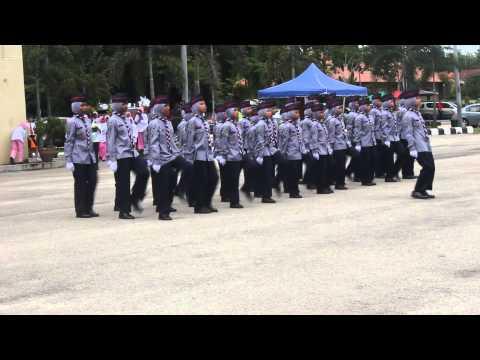 Johan Pertandingan Kawad Kaki Negeri Johor Kategori Sekolah Rendah (P) 2015