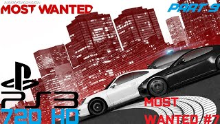 Need for Speed Most Wanted 2012 (PS3) - Part 9 [Most Wanted #7]