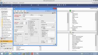 HR and Payroll in Microsoft Dynamics GP 2013: (01) HR and Payroll Setup