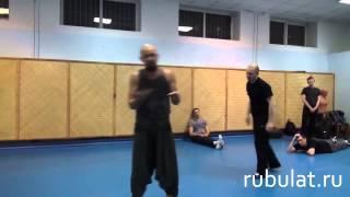 Секретная техника русского рукопашного боя