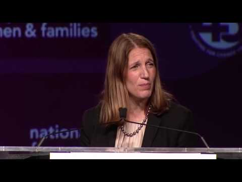 Sylvia M. Burwell, Secretary of Health and Human Services, 2016 Gala Dinner