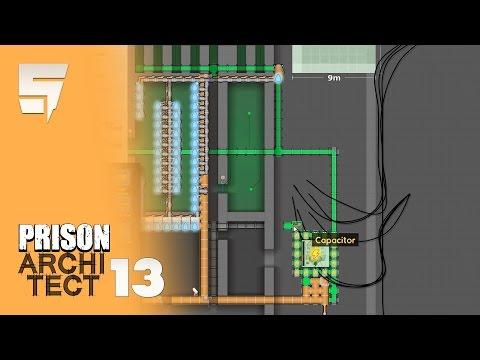 BURST PIPE MAYHEM ● Prison Architect EP13 (1080p 60fps)