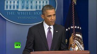 Барак Обама признал посредническую роль США в смене власти на Украине