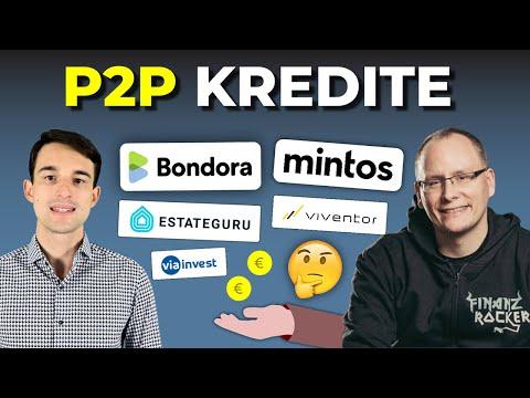 4 Jahre P2P Erfahrungen: 17% Rendite mit Bondora? | Go & Grow | Mintos | Finanzrocker Interview #2