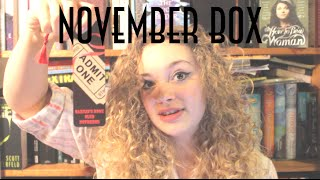 Carrie's Book Club | November Box Thumbnail