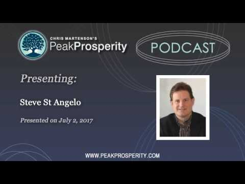 Steve St. Angelo: Prepare For Asset Price Declines Of 50-75%