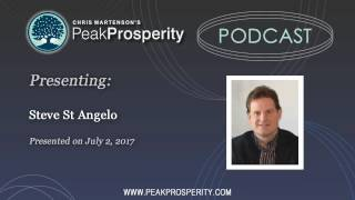 Steve St. Angelo: Prepare For Asset Price Declines Of 50-75%