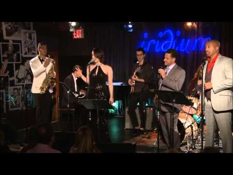 NIKKI POPE LIVE at the IRIDIUM JAZZ CLUB -...