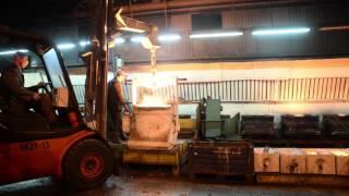 Чугунно-литейное производство.(Именно тут отливают блоки цилиндров для будущих двигателей автомобиля LADA., 2015-11-12T19:44:24.000Z)