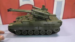 RC kurash avtomobil BMPT Terminator YH4101I-25