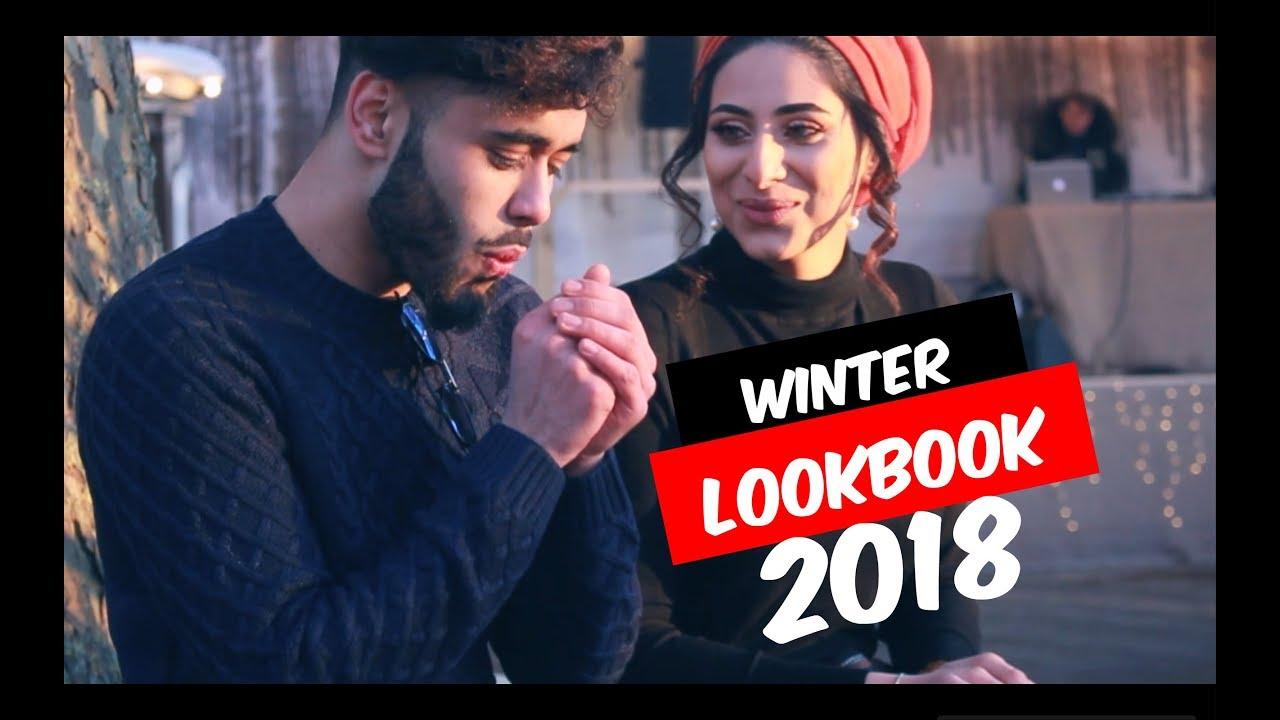Winter Lookbook 2018 Men/Women (WINTER WONDERLAND)