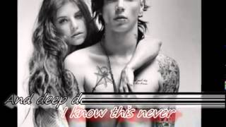 Andy Biersack and Juliet Simms ♥ Love ♥