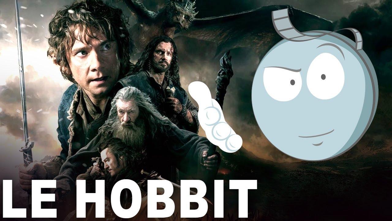 La trilogie du Hobbit de Peter Jackson : l'analyse de M. Bobine
