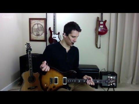 Authority Song, Latest Fretboard Theory Video, Minor vs Major Pentatonic, Modes, GP6, Key Changes