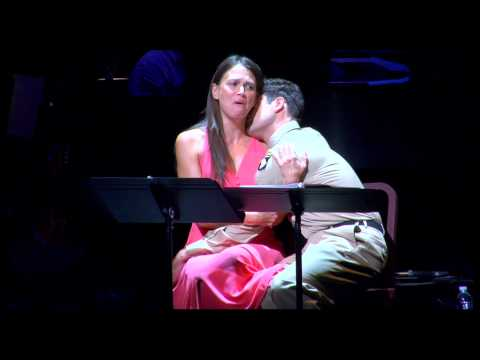Song Clips! Watch Sutton Foster Return to the Musical Stage in Violet at Encores!